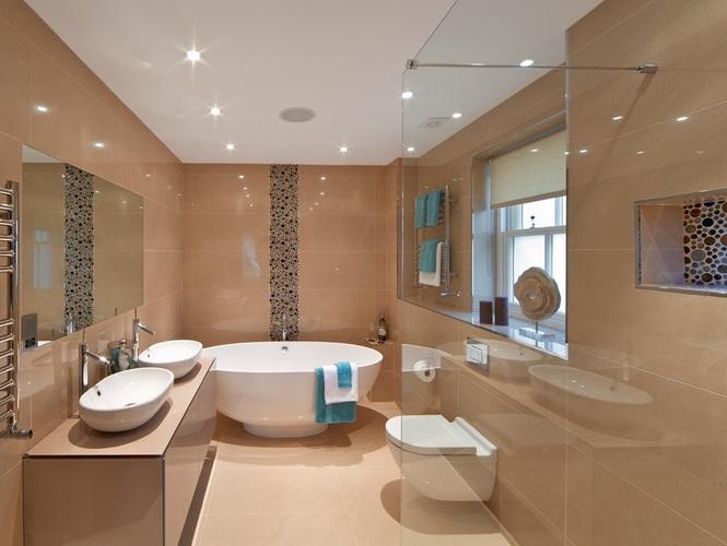 7 способов обновить ванную комнату без ремонта за выходные